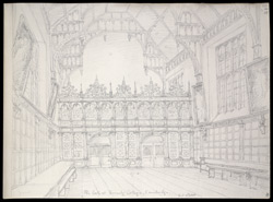 Trinity College, Cambridge f.15